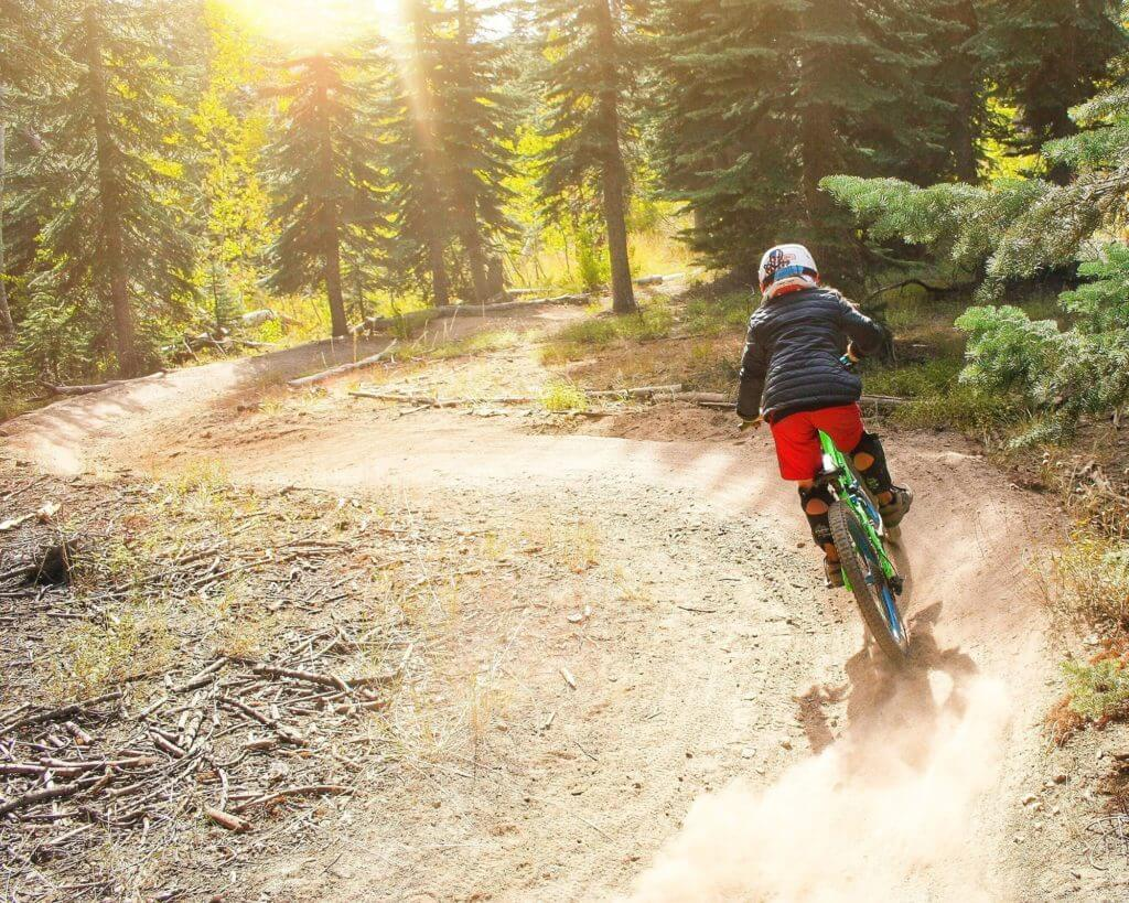 Mountain Biking Tahoe - 5 trails for an unforgettable experience! 1