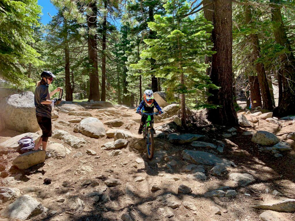 Tyrolean Downhill - One of the Best Lake Tahoe Mountain Bike Trails 7