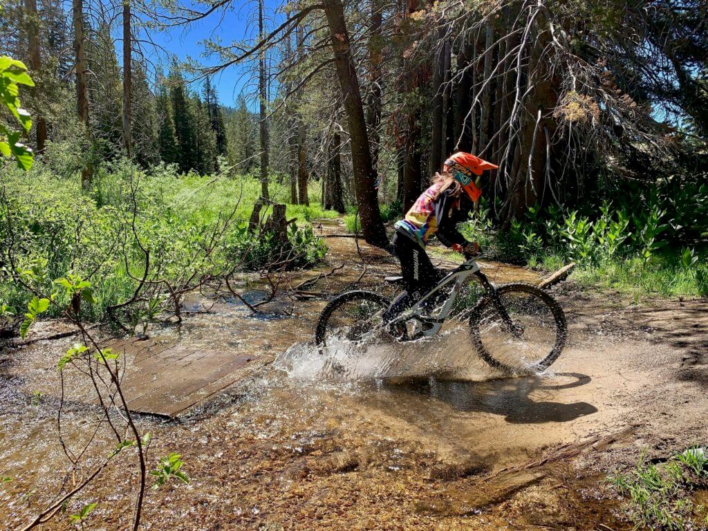 Tyrolean Downhill - One of the Best Lake Tahoe Mountain Bike Trails 5
