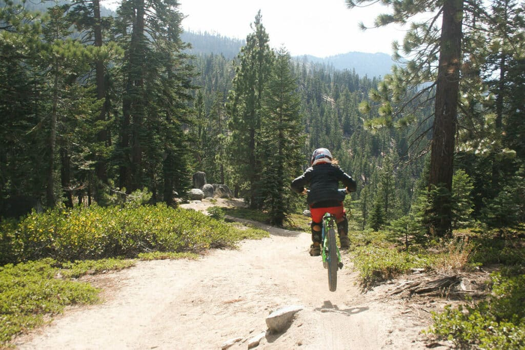 Mountain Biking Tahoe – 5 trails for an unforgettable experience!