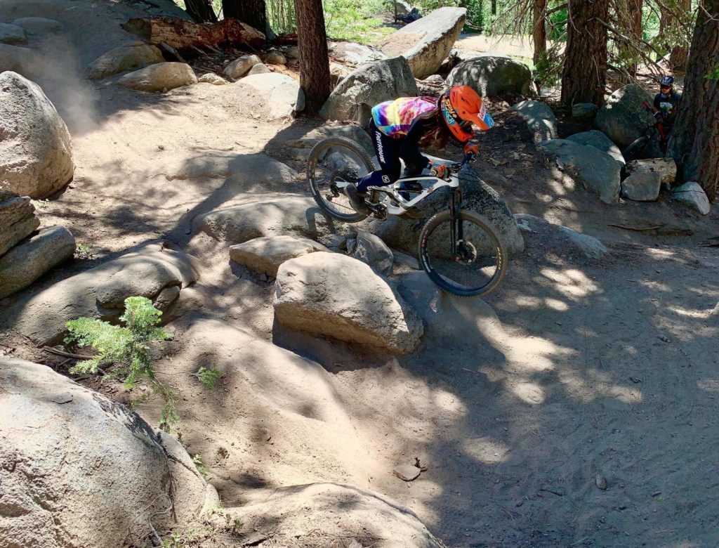 Tyrolean Downhill - One of the Best Lake Tahoe Mountain Bike Trails 6