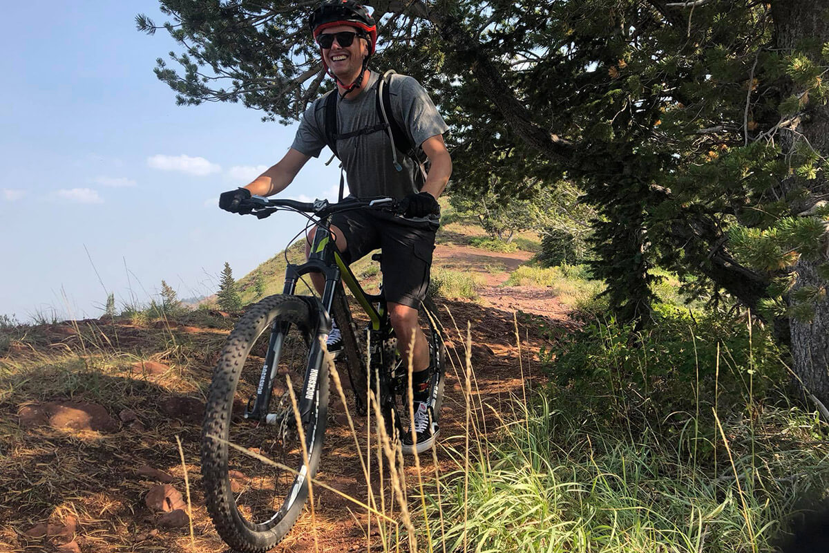Private MTB Lessons Tahoe