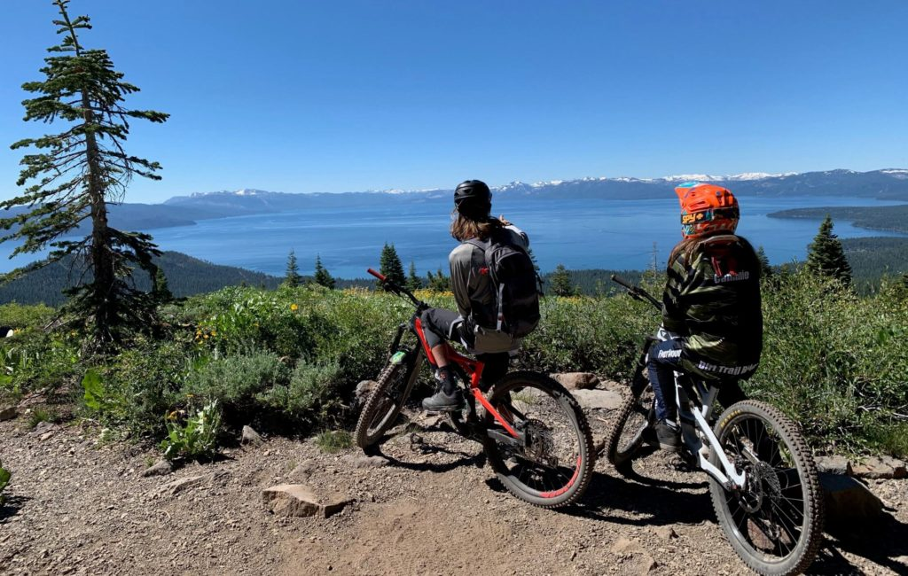 Lake Tahoe Mountain Bike Coaching