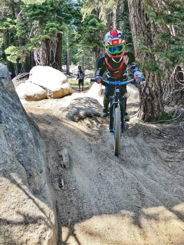 Tyrolean Downhill - One of the Best Lake Tahoe Mountain Bike Trails 3