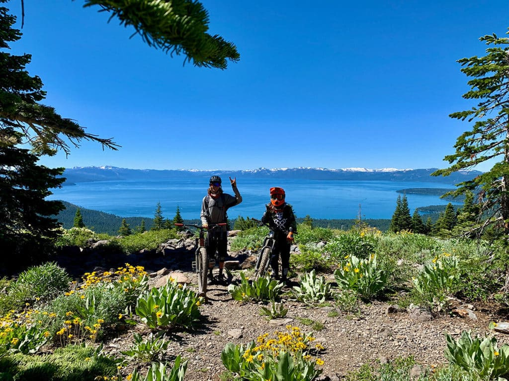Mountain Biking Tahoe - 5 trails for an unforgettable experience! 2